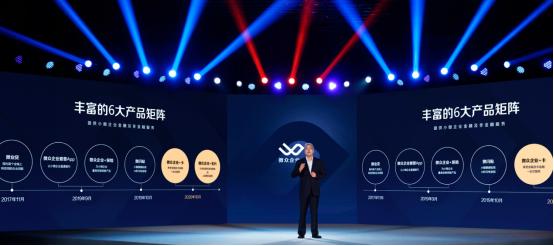 微众银行企业+合作伙伴大会发布两款新品,致力构建企业全链路商业服务生态