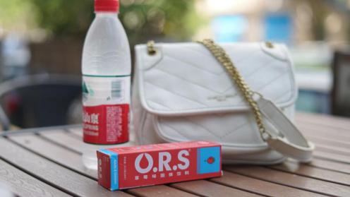 为什么O.R.S应该一直放在手提行李中